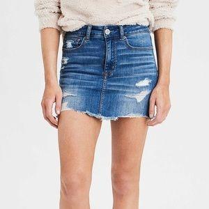 AE High Waisted Mini Skirt